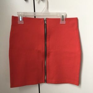 H&M Red Skirt ❣️